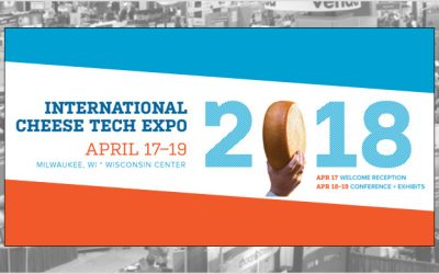 International cheese technology expo – 2018