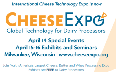 International Cheese Technology Expo 2020